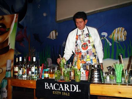 Mojito Bacardi