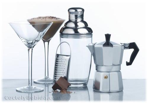 coctel Nespresso Martini