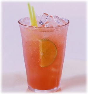 Cranberry tonic