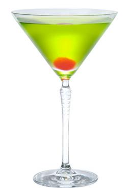 martini de melón