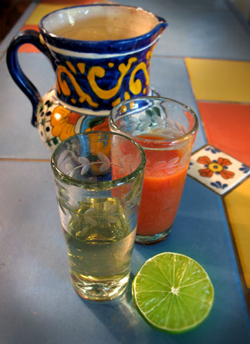 Caballito de tequila no mejor de semen - 2 part 8